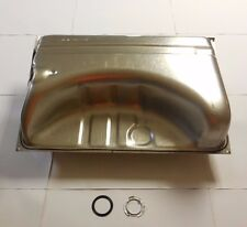Mopar 64 65 66 Dart / Barracuda Valiant Galvanized Gas / Fuel Tank NEW