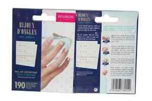 Bourjois Bijoux D'Ongles Nail Art Jewel Stickers ~ Get some Christmas Nails !
