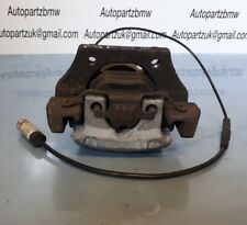 BMW E60 E61 5SERIES 525d rear driver right osr brake caliper+carrier+pads #ob4b