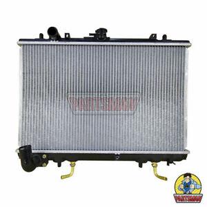 Radiator Mitsubishi Triton MK 3.0L 6Cyl Petrol 10/96-6/06 Manual & Auto
