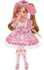 Tomy Rika-chan doll / Sanrio My Melody Costume Rika-chan