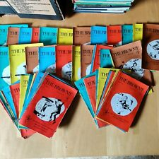 More details for rare full set ex cond. 1962 & partial 1963 the brownie magazines  inc 1st ever
