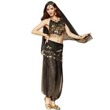 New Belly Dance Costume Set Professional Bollywood Festival Carnival Outfit
