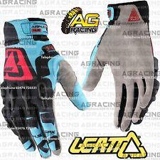 Leatt Gpx 4.5 Lite Negro Azul Rojo Guantes Adulto Grande L Motocross Enduro Quad Atv