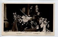 (Ga7732-100) Real Photo of Romeo & Juliet, Theatre 1908 Used VG+