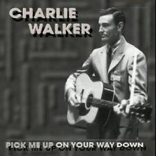 Pick Me Up On Your Way  5-CD & von Charlie Walker (2000)