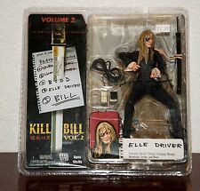 2005 Cult Classics Elle Driver Kill Bill Volume 2 Action Figure Mip