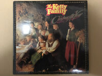The Kelly Family - Christmas All Year LP, Album Vinyl Schallplatte  HANDSIGNIERT