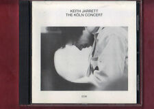 KEITH JARRETT - THE KOLN CONCERT CD APERTO NON SIGILLATO