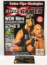 Expert Gamer Video Gaming Magazine May 1999 Issue 59 WCW Nitro Hollywood Hogan