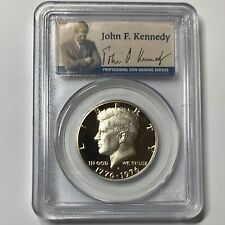 PCGS 1976-S PROOF Clad KENNEDY Half Dollar PR69 DCAM*Price Guide$50 USA Mint PF*