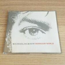 Michael Jackson _ You Rock My World _ CD Single Maxi 5 Tracce _ 2001 Epic
