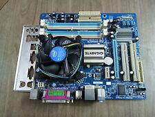 Gigabyte GA-G41M-Combo Board + Xeon Quad Core E5462 (12M Cach, 2.80G) + Fan