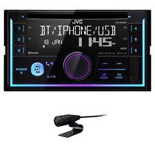 JVC KW-R930BT CD USB MP3 Autoradio Bluetooth verstellbare Beleuchtung 2 DIN