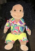 TY BEANIE BABIES CALYPSO girl doll collectable rare