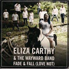 Eliza Carthy&The Wayward Band Fade & Fall (Love Not) Promo in card sleeve UK CD