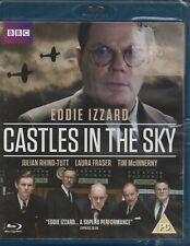 CASTLES IN THE SKY - Eddie Izzard, Laura Fraser - Blu-Ray *NEW & SEALED*