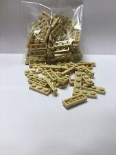 Lego Plate 1x3 Tan/brick Yellow #362324 100pcs Lot New