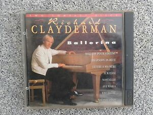RICHARD CLAYDERMAN BALLERINA - CD 1 - CD 2