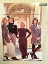POINT OF GRACE SONGBOOK * NEW * MEDIUM VOICE RANGE