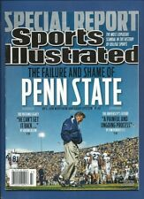 PENN STATE  Sports Illustrated  Joe Paterno  The Failure and Shame of Penn State