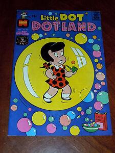 LITTLE DOT DOTLAND #35 (1968) VF-NM (9.0) cond. LITTLE LOTTA RICHIE RICH app.