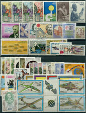 1983 Italy, Italy, Republic Italian, Stamps New, Year Complet