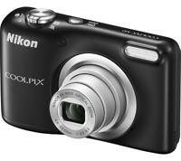 Nikon Coolpix A10 Digital Camera - Black