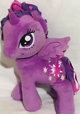 My Little Pony Purple Twilight Sparkle Unicorn Plush Stuffed Talking Toy 12�