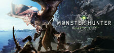 Monster Hunter: World STEAM CD Key - REGION FREE