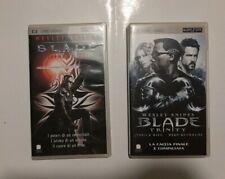 Blade & Blade Trinity UMD VIDEO for PSP