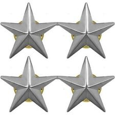 USMC Marine Corps Collar Device Major General (2 STAR )   (Made in USA)