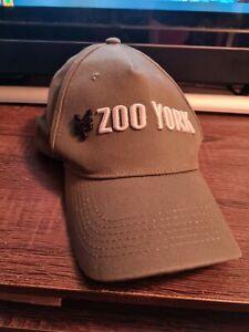 Zoo York Cap Hat Baseball Solid Back Fawn New Era