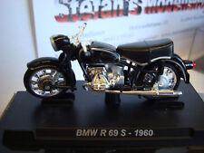 BMW R 69 S 1960 Schwarz   - NEUHEIT -   1:24