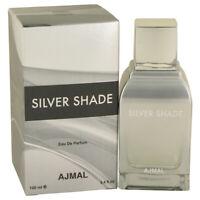 Silver Shade Perfume by Ajmal, 3.4 oz Eau De Parfum Spray (Unisex)