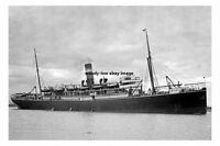 rp15445 - Australian Liner - Kyarra , built 1903 - photograph 6x4