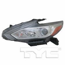 TYC 20-9788-00-9 CAPA Certified Headlight L.Driver Fits 16 17 18 Nissan Altima