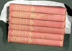 Antique 1903 Masterpieces of Humor,Tales,Poetry,Stories,Many Author, Mark Twain