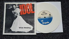 Billy Idol - White wedding UK 7'' Single WHITE VINYL