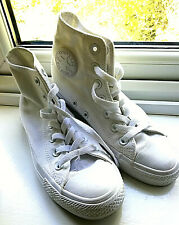 CONVERS ALL STAR WOMEN WHITE ANKLE BOOTS SIZE 4UK