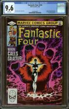 Fantastic Four #244 CGC 9.6 Frankie Raye Becomes Nova