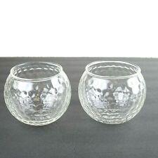 Golf Whiskey Glasses – Rocks Glass for Rum, Scotch, Wine - 10 oz (set of 2)