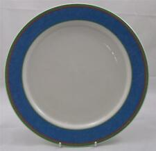 Villeroy & and Boch BLUE RIMMED hotelware - buffet plate 32cm