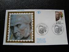 FRANCE- enveloppe 1er jour 11/4/1992 (cesar franck) (cy21) french
