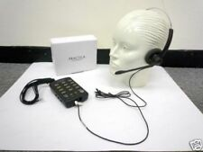 PLANTRONICS Practica T110 Monaural Noise-Canceling Headset Telephone with REDIAL