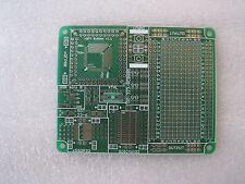 1PCS SMT SMD surface mount PCB protoboard TQFP QFP 0.65 MAX 80PIN