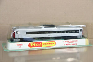 TRIANG HORNBY 3521 CANADIAN NATIONAL CN BUDD RAILCAR LOCOMOTIVE 101 MIB ny