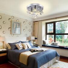 LED Decken Lampe Kristall Leuchte Schlafzimmer Wohn Zimmer Flur Beleuchtung