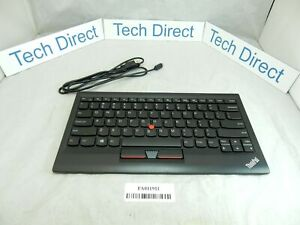 Lenovo ThinkPad Compact USB Keyboard with TrackPoint 0B47190