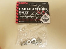 Side Pull Brake Cable Anchor Bolts...Set of Two...Dia-Compe...Shimano...Weinmann